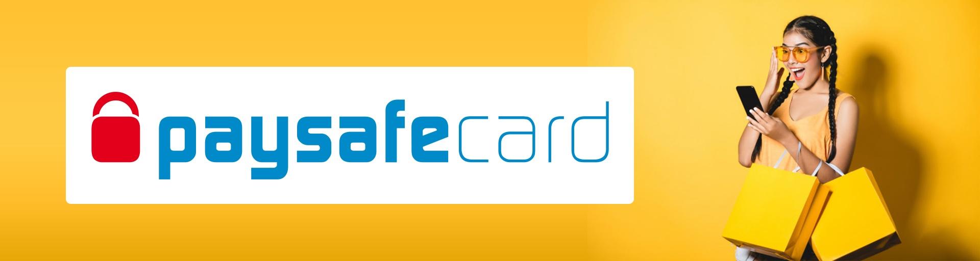Paysafecard online kaufen Guthaben Aufladen