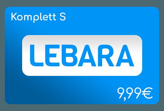 lebara komplett s flat aufladen online