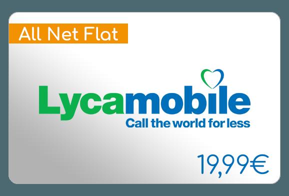 lycamobile all net flat aufladen online