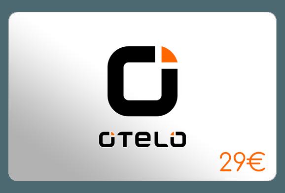 otelo 29 euro aufladen online