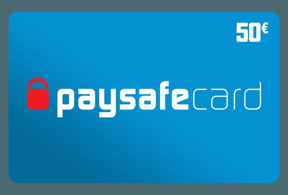 paysafecard kaufen 50 euro online paypal